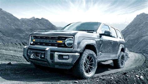 Dfsk Supercab Photo by Galerie 2020 Ford Bronco Interior New 4 Door And Specs