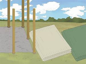 How To Lay Out A Pole Barn  11 Steps  With Pictures