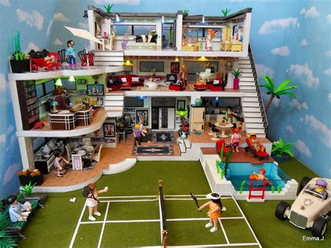 Moderne Haus Playmobil by Playmobil Modern Mansion Search Playmobil