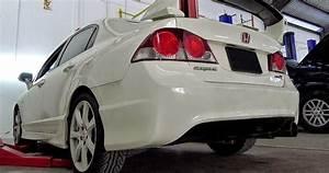 SUPERCIRCUIT Exhaust Pro Shop: Honda Civic Type-R (FD2R ...