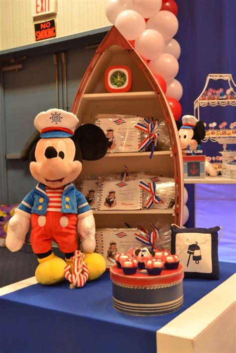 disney cruise birthday party ideas photo    catch