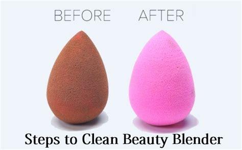 clean beauty blender
