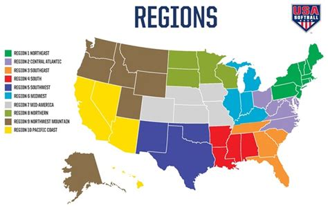 Usa Softball National Regional Qualifiers