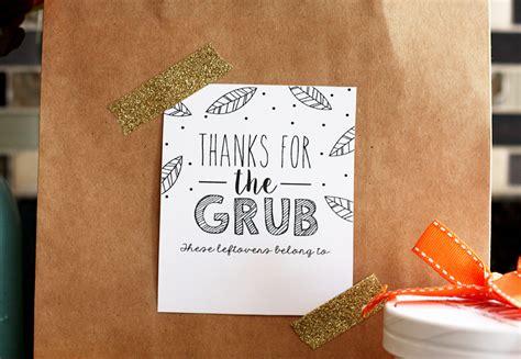 thanksgiving leftovers printable eighteen