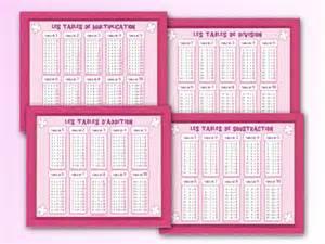 cadres tables de multiplication de 1 224 10 chambres 224 coucher d enfants j annonce