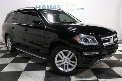 The engine offers a displacement of 3.0 litre matched to a 4 x 4 wheel drive system and a automatic gearbox with 7 gears. 2013 Used Mercedes-Benz GL-Class GL 350 4MATIC 4dr GL350 BlueTEC at Haims Motors Serving Fort ...