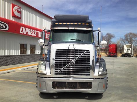 volvo 880 truck 2006 volvo vnl 880 stocknum ety082 nebraska kansas iowa