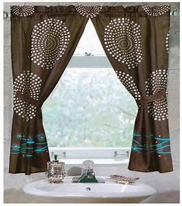 Tips & Ideas for Choosing Bathroom Window Curtains (WITH