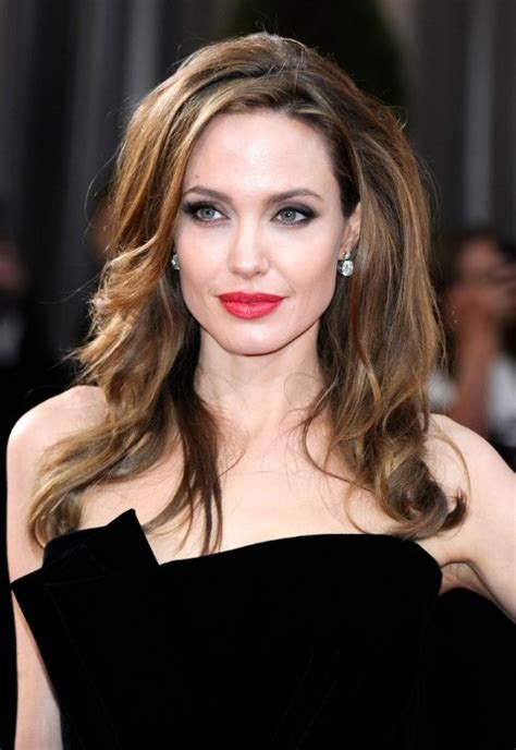 celebrity long wavy curly hairstyles for women