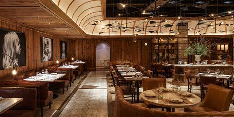 restaurant design trends youll