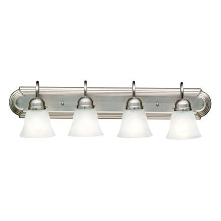 walmart vanity lights kichler 5338 bathroom vanity light walmart