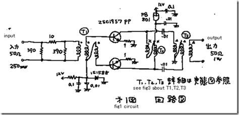 Radio Circuits Blog Linear Amp