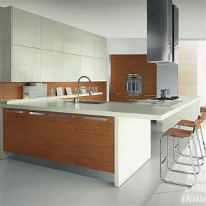 Modern kitchen interior design interiordecodircom for Modern house kitchen interior design