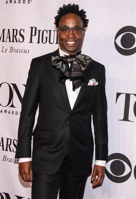How Rich Billy Porter Worth Height Weight