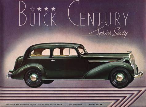 1936 Buick Century Information And Photos Momentcar