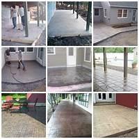 perfect patio design ideas concrete Do These Concrete Patio Designs Make You Say Wow!