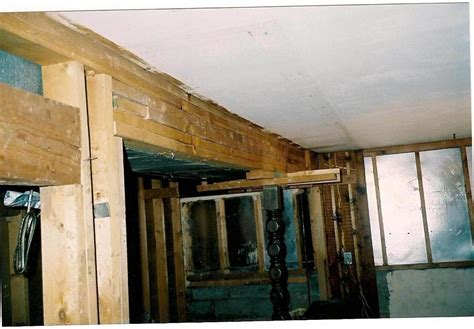 how to remove a load bearing interior wall removing load bearing wall lvl loads page 3 general