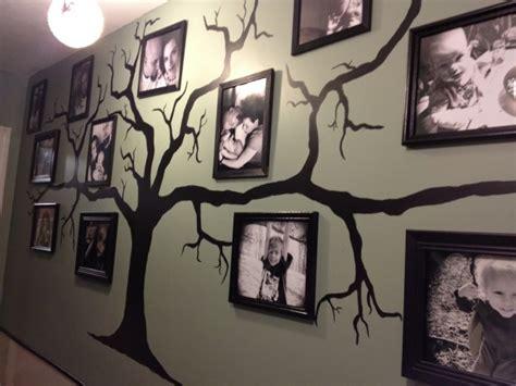 Family Tree Memory Wall Mural Ideas
