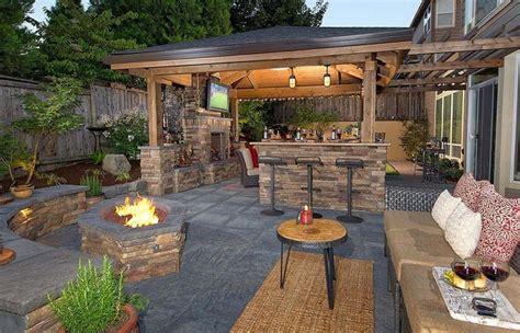 consider a covered patio backyard outdoor patios home