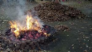 Backyard, Burning