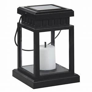 Lanterne Solaire Exterieur : lanterne led avec panneau solaire ~ Premium-room.com Idées de Décoration