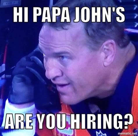Peyton Superbowl Meme - 25 best reactions and memes for super bowl xlviii