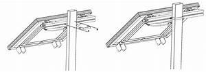 Fixation Panneau Solaire : support de fixation signalisation uniteck pour panneau ~ Dallasstarsshop.com Idées de Décoration