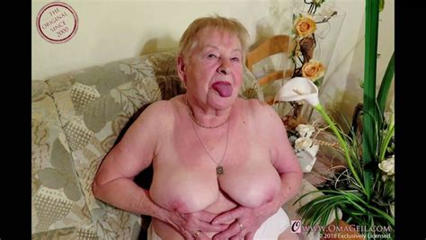 Omageil Nearly Hundred Years Old Grandma Naked Mylust