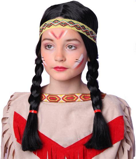 karneval kostüme indianer indianer indianerin per 252 cke kinder western m 228 dchen karneval fasching