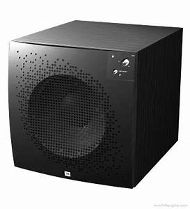 Jbl Psw-d112 - Manual - Powered Subwoofer System