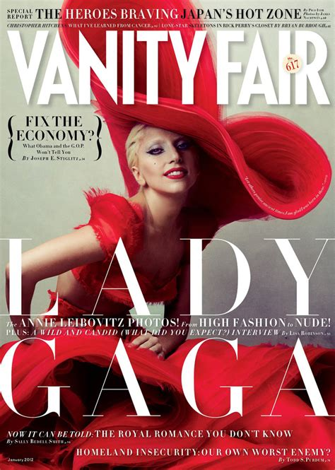 vanity fair magazine gaga by liebovitz for vanity fair