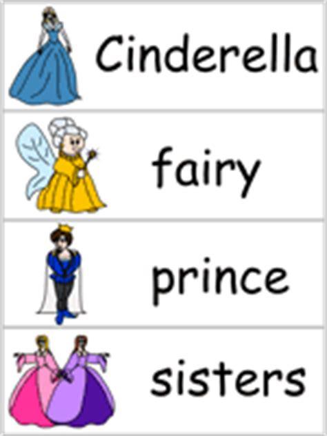 fairy tales  nursery rhymes word wall words