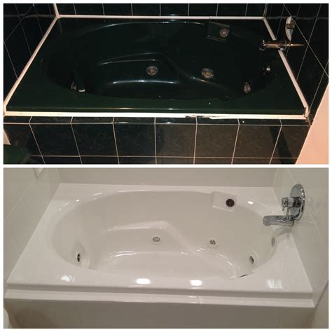 tub resurfacing custom tub and tile resurfacing