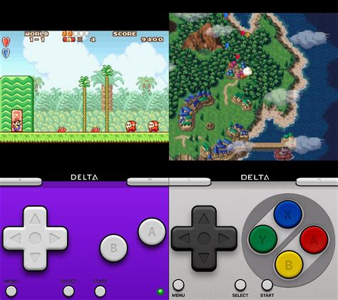 emulator for iphone delta emulator brings nintendo to your iphone