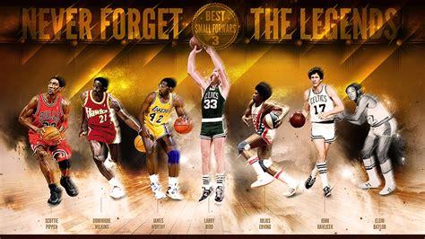 Basketball Sports Nba Legends Scottie Pippen Dominique