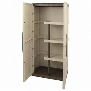 Meuble De Rangement En Plastique Pas Cher : meuble de rangement exterieur plastique maison design ~ Edinachiropracticcenter.com Idées de Décoration