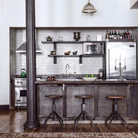 cuisine industrielle inox 10 inspirations pour une cuisine industrielle