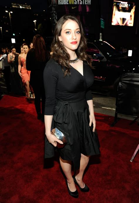 Kat Dennings Black The People Choice Awards