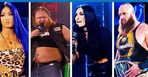 Top WWE Moments of the Month from Friday Night SmackDown ...