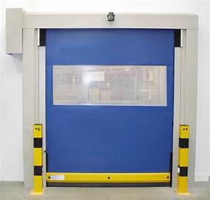 Puertas de accionamiento rápido | Clark Door