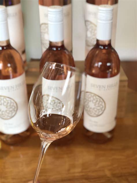 washington wines state rose seven hills