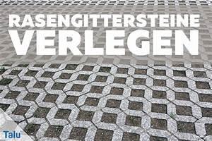 Rasengittersteine Kunststoff Preise : rasengittersteine verlegen diy anleitung ~ Michelbontemps.com Haus und Dekorationen
