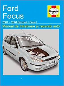 Manual Auto Ford Focus 2001