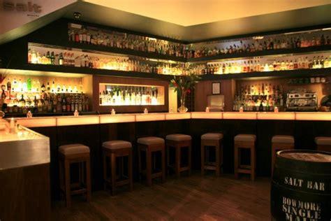Salt Whisky Bar & Dining Room Marble Arch  London Bar
