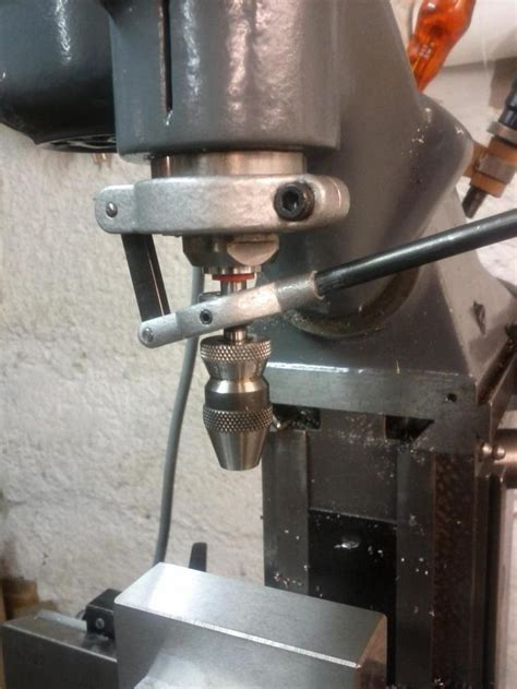drilll  milling machine sensitive drilling
