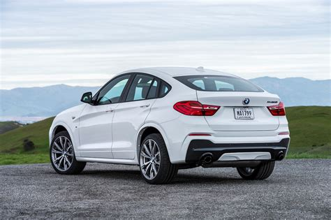 2018 Bmw X4 M40i First Drive Review Motor Trend