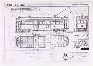 W-class Tram Design - Spirit Of The Games