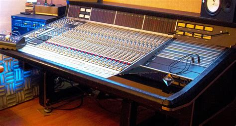 Playstore Console by Ssl 4000 24ch Console Rec Play Store