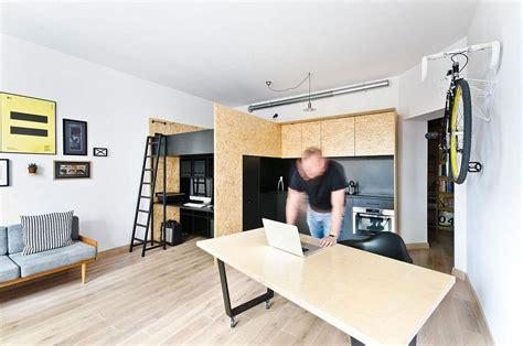 Kid-friendly Multifunctional Design Studio And Apartment