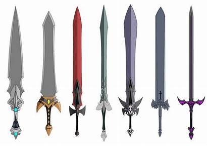 Deviantart Epic Swords Drawing Screen Experiment Favourites
